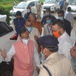 UP : डिप्टी सीएम डा. दिनेश शर्मा की तबीयत बिगड़ी, आगरा बैठक में..
