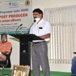 Banda Vice Chancellor said, time of organic farming in Bundelkhand