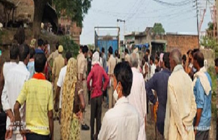Banda mother and little daughter commited suicide
