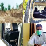 Big news from Banda sand mafia's deadly attack on mineral officer samarneetinews