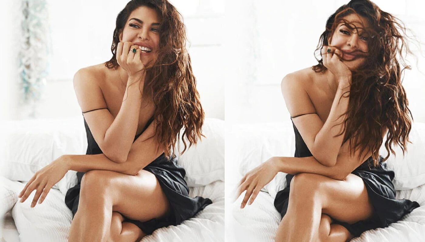 Bollywood super fit actress Jacqueline's latest photos caused havoc on internet