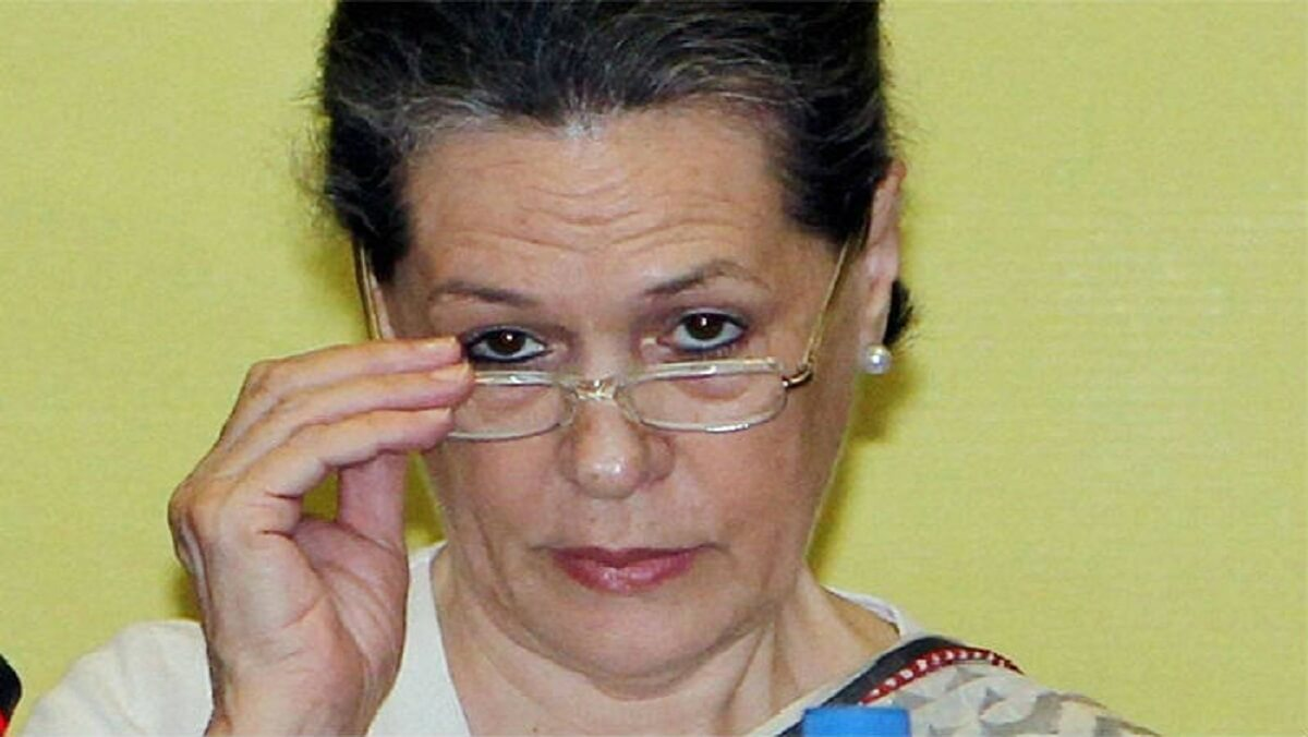 Congress becomes free from Gulam ... Sonia Gandhi's big decision