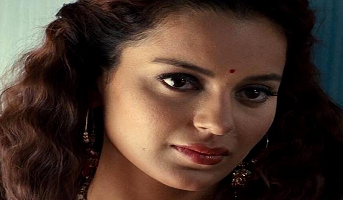 Actress Kangana's big attack on CM of Maharashtra, said- 'Sample of dynasty'
