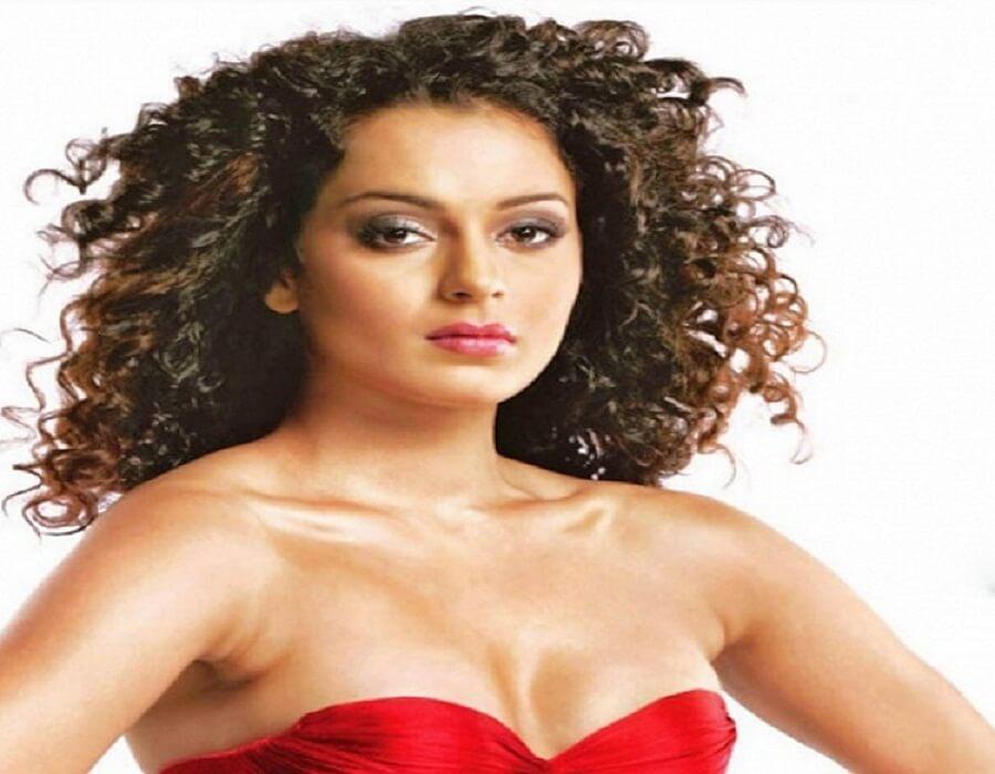 Kangana clashed over comparing Mumbai to PoK