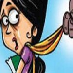 Girl Student molested in kanpur and beating at protest