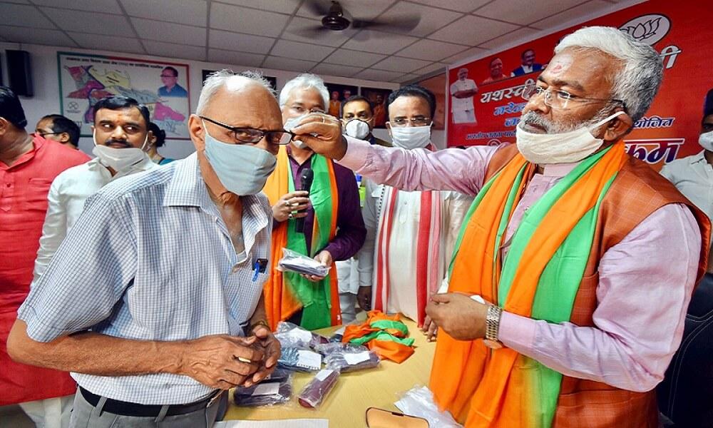 PM Modi Birthday Week: State President Swatantradev Singh said- PM Modi ascetic