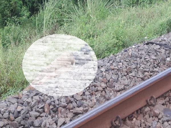 बांदा में Morning Walk गए व्यक्ति का शव रेल पटरी किनारे मिला, हत्या का आरोप