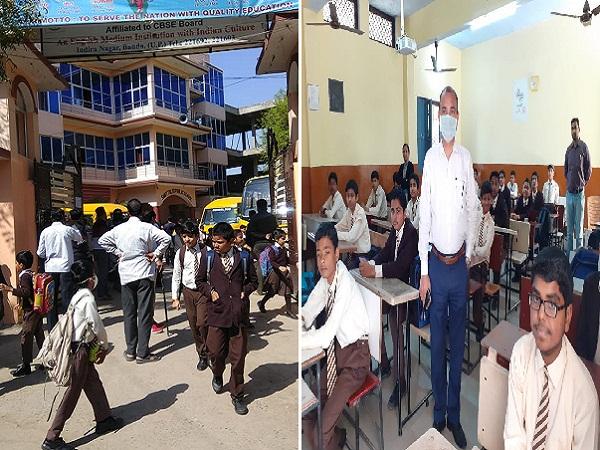 'समरनीति न्यूज' खबर का असर, संत तुलसी पब्लिक स्कूल पर छापा, BSA बोले, करेंगे सख्त कार्रवाई