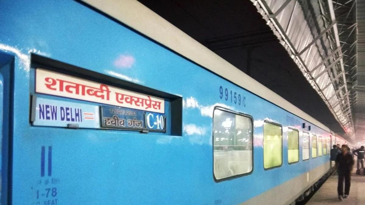 कोरोनाः VIP ट्रेन शताब्दी समेत 8 ट्रेनें निरस्त, बुंदेलखंड से भी जुड़ीं..
