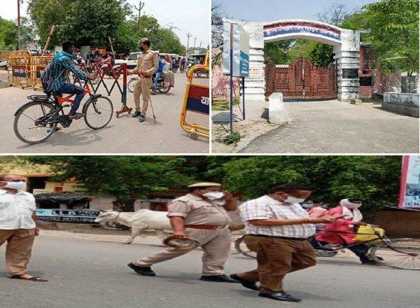 बांदा DIG दीपक कुमार के बाद सात और पुलिस कर्मियों की रिपोर्ट निगेटिव