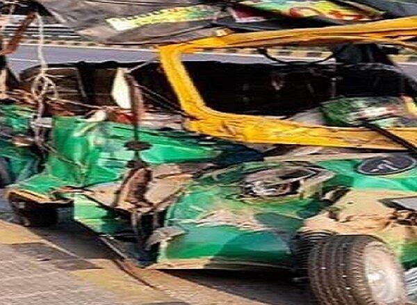 UP : अयोध्या में भीषण हादसा, 4 की मौत और 9 लोग घायल