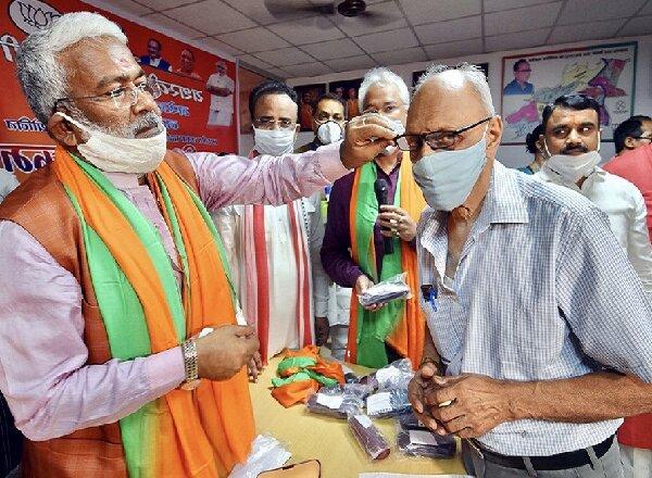 PM Modi जन्मदिन सप्ताह : प्रदेश अध्यक्ष स्वंतत्रदेव सिंह ने कहा-पीएम मोदी तपस्वी