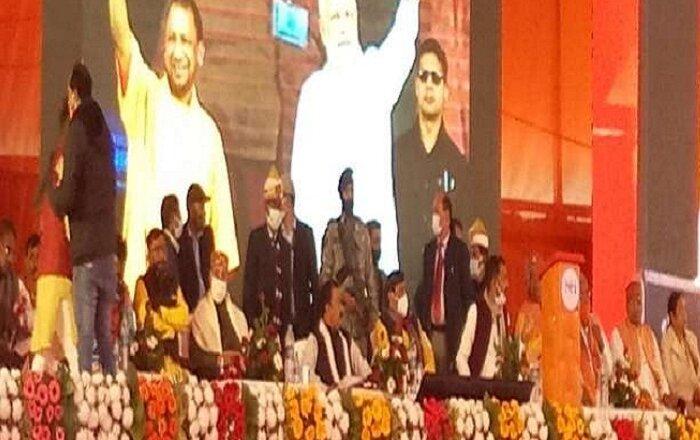 Deputy CM in Banda : बांदा में उप मुख्यमंत्री केशव प्रसाद मौर्य ने किया करोड़ों की योजनाओं का लोकार्पण