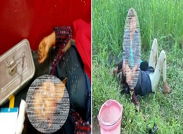 UP : हमीरपुर में मंगेतर पर चाकू से हमला, फिर उसी के दुपट्टे से लगाई फांसी, दोनों की मौत