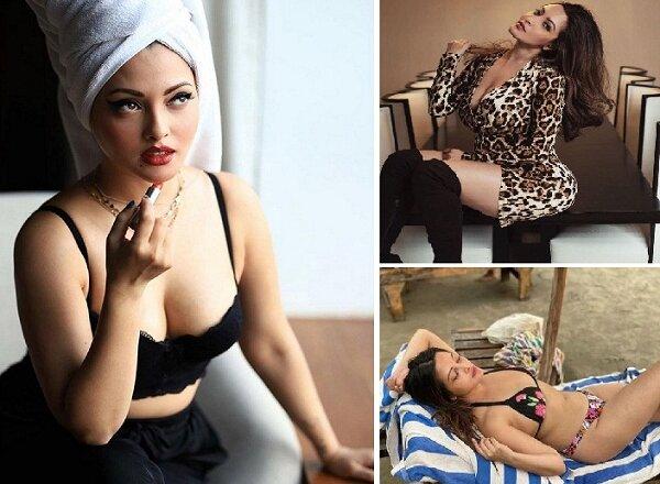 Bollywood : 40 की उम्र में भी बेहद Fit और Bold हैं Actress रिया सेन
