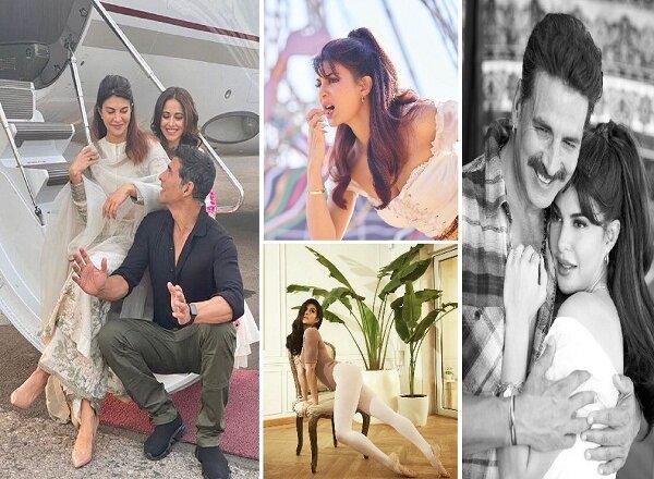 रामसेतू के मुहूर्त शाॅट को लखनऊ पहुंचे अभिनेता अक्षय कुमार, Actress जैकलीन व नुसरत भी..