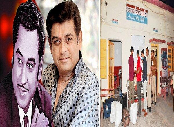 Breaking News : मुंबई में गायक अमित कुमार के घर चोरी कर भागा युवक बांदा में गिरफ्तार, मुंबई पुलिस आई..