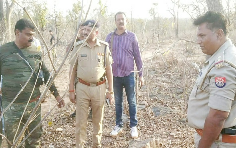 STF kills prize dacoit Bhalchandra Yadav in Chitrakoot, combing continues
