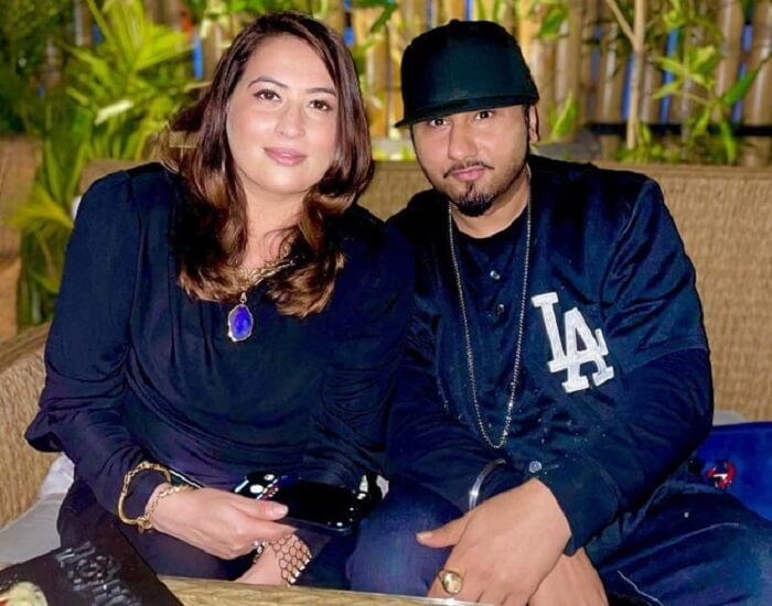 Honey Singh's wife Shalini accuses husband of domestic violence
