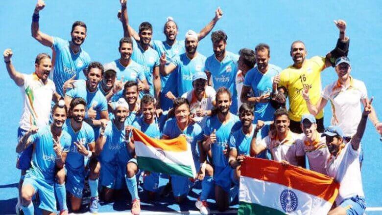 शानदार.. अपनी भारतीय हाकी टीम ने टोक्यो में रचा इतिहास