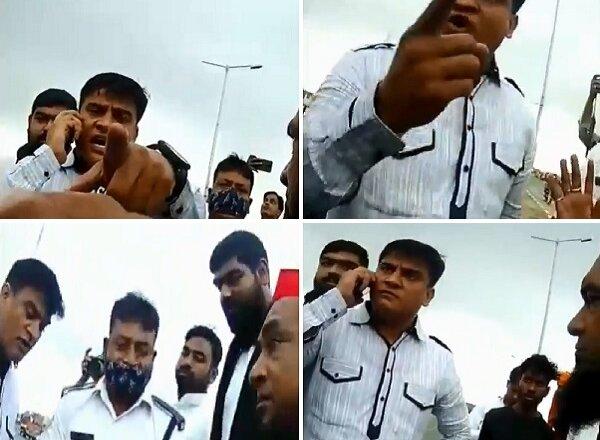 कानपुर : फिर पुलिस से उलझे सपा विधायक इरफान, वर्दी उतरवाने की धमकी-आंखें तरेरी और फिर शिकायत भी