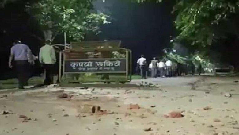 Kanpur News : हाथापाई के बाद डाक्टर को दौड़ा-दौड़ाकर पीटा, पथराव भी