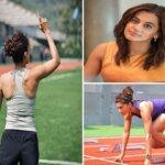 Bollywood : Taapsee Pannu की एथलीट बॉडी ने फैंस को चौंकाया, गजब का ट्रांसफॉर्मेशन..